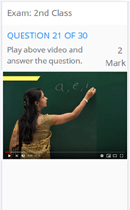 Video Question
